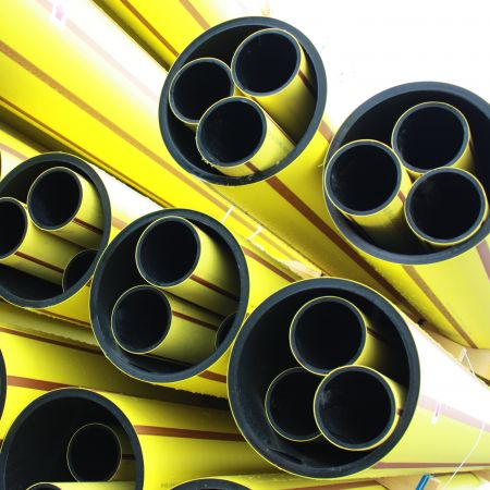 ProFuse® peelable gas pipe