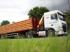 Enhanced pipe delivery service to customers in Ireland