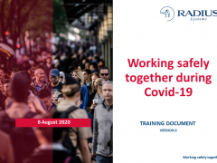 Managing the risk of Covid-19