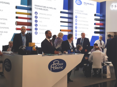 Exciting opportunities for Radius Systems water pipeline solutions at IFAT