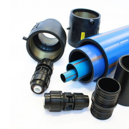 Puriton® contaminated land pipe system